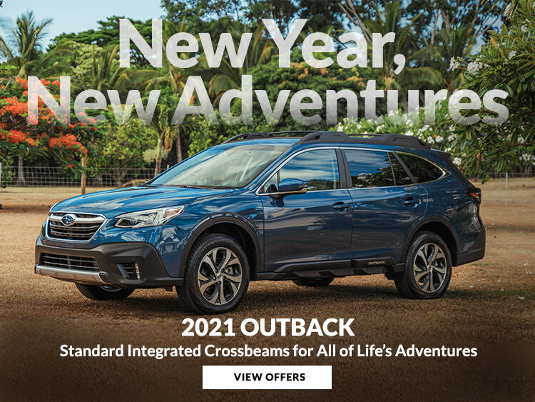 New Year, New Adventures. Standard integrated crossbeams for all of life's adventures.