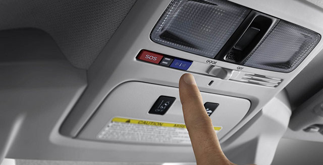 Subaru STARLINK Safety and Security